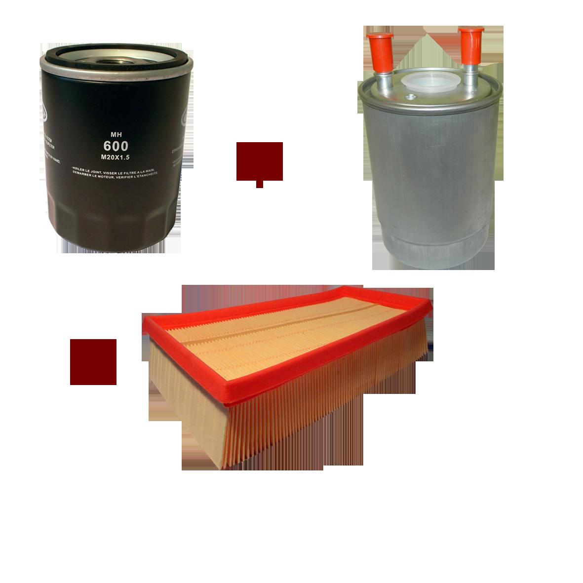 pack filtration megane iii. Black Bedroom Furniture Sets. Home Design Ideas