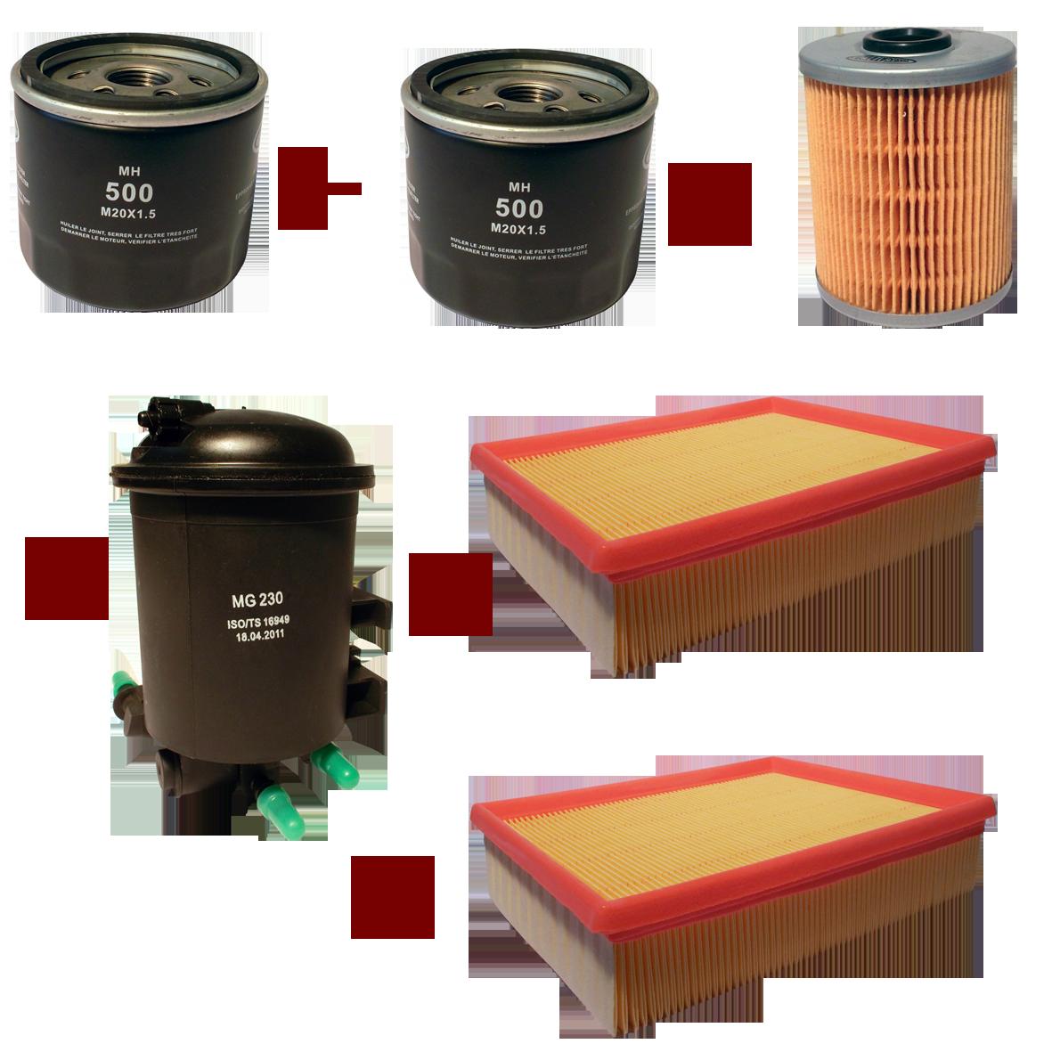 pack filtration laguna ii. Black Bedroom Furniture Sets. Home Design Ideas
